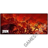 Doom Oversize Retro Mousepad (PC)