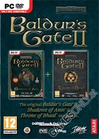 Doppelpack: Baldurs Gate 2: Shadows Of Amn + Throne of Bhaal (PC)