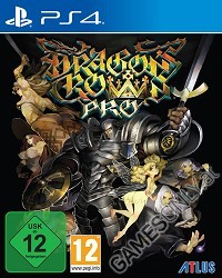 Dragons Crown Pro Battle [Hardened Edition] (PS4)
