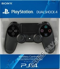 DualShock 4 wireless Controller Black (PS4)
