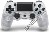 DualShock 4 wireless Controller Crystal V2 (2017) [Limited Edition] (PS4)
