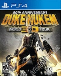 Duke Nukem 3D: 20th Anniversary World Tour [US uncut Edition] (PS4)