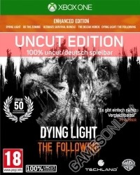 Dying Light: The Following Enhanced [AT uncut Edition] + Bonus (Xbox One)