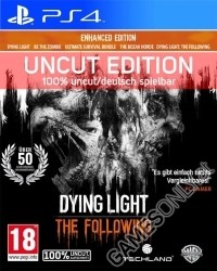 Dying Light: The Following Enhanced [AT uncut Edition] + Bonus + Kettensäge (PS4)