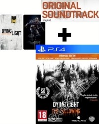 Dying Light: The Following Enhanced [Special uncut Edition] inkl. Soundtrack + USB Karte (PS4)
