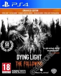 Dying Light Teil 1 + The Following [Enhanced uncut Edition] + T-Shirt (PS4)