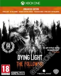 Dying Light Teil 1 + The Following [Enhanced AT uncut Edition] + T Shirt (Xbox One)