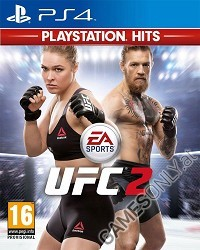EA SPORTS UFC 2 [EU uncut Edition] (PS4)