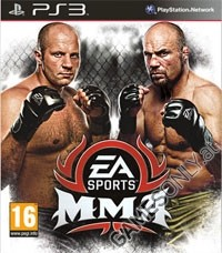 EA Sports MMA (Mixed Martial Arts) [uncut Edition] (PS3)