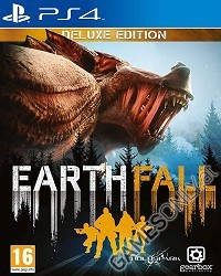 EarthFall [Deluxe uncut Edition] (PS4)