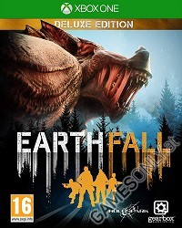 EarthFall [Deluxe uncut Edition] (Xbox One)