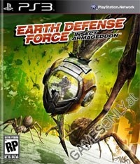 Earth Defense Force: Insect Armageddon [uncut Edition] (PS3)