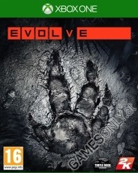 Evolve [USK 16] (Xbox One)
