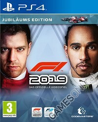 F1 (Formula 1) 2019 [Jubiläums Edition] (PS4)