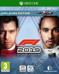 F1 (Formula 1) 2019 [Jubiläums Edition] (Xbox One)