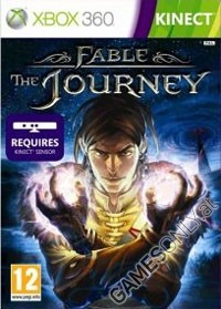 Fable: The Journey inkl. Bonus DLC Doublepack - Cover beschädigt (Xbox360)