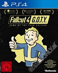 Fallout 4 GOTY [USK uncut Edition] (PS4)