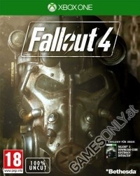 Fallout 4 + Fallout 3 [AT D1 Bonus uncut Edition] + Dog Tag  Limited Edition (exklusiv) (Xbox One)