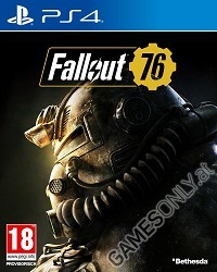 Fallout 76 [D1 Bonus uncut Edition] + BETA Vorabzugang + Trolley Token (PS4)