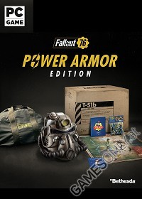Fallout 76 [Power Armor Collectors uncut Edition] CH Import (PC)