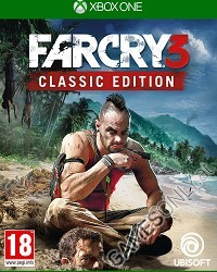Far Cry 3 [Classic uncut Edition] (Xbox One)