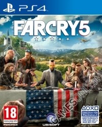 Far Cry 5 [uncut Edition] (PS4)