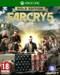 Far Cry 5 [Gold AT uncut Edition] inkl. 10 Preorder DLCs + Far Cry 3 Remastered (Xbox One)