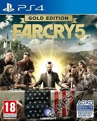 Far Cry 5 [Limited Gold AT uncut Edition] inkl. 10 Bonus DLCs + Far Cry 3 Remastered (PS4)