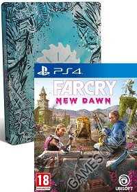 Far Cry New Dawn [Limited Steelbook uncut Edition] (exklusiv) (PS4)