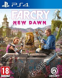 Far Cry New Dawn [EU uncut Edition] (PS4)