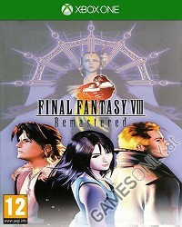 Final Fantasy VIII Remastered (Xbox One)