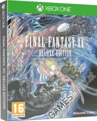 Final Fantasy XV (Final Fantasy 15) [Limited Deluxe Edition] inkl. 7 Boni (Xbox One)