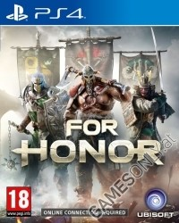 For Honor [PEGI uncut Edition] (PS4)