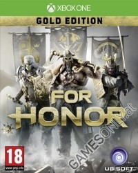 For Honor [Gold AT uncut Edition] + 3 Bonus DLCs (Xbox One)