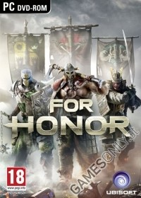 For Honor [AT uncut Edition] + 3 Bonus DLCs (PC)