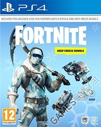 Fortnite [Deep Freeze uncut Bundle] (PS4)