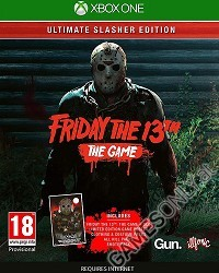 Friday 13th Ultimate Slasher [uncut Edition] (Xbox One)