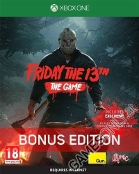 Friday The 13th The Game [Bonus uncut Edition] (Xbox One)