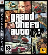 GTA 4 (Grand Theft Auto 4) (Erstauflage) [uncut Edition] (PS3)