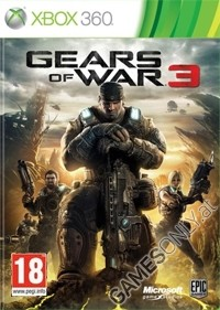 Gears Of War 3 [uncut Edition] (Xbox360)