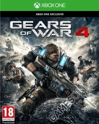 Gears Of War 4 [D1 Bonus uncut Edition] inkl. 14 Bonus DLCs + Sticker Set (Xbox One)