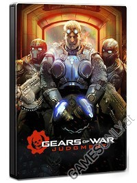 Gears Of War Judgment Sammler Steelbook (Merchandise)