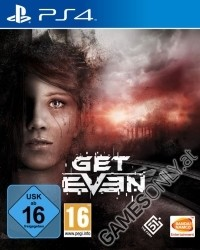 Get Even [uncut] Early Delivery Edition (PS4)