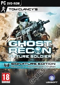 Ghost Recon: Future Soldier [AT D1 Signature Bonus uncut Edition] (PC)
