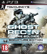 Ghost Recon: Future Soldier [AT D1 Signature Bonus uncut Edition] (PS3)