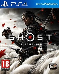 Ghost of Tsushima [EU Standard uncut Edition] (PS4)
