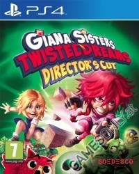 Giana Sisters Twisted Dreams Directors Cut (PS4)