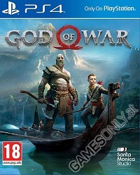 God Of War 4 [PEGI uncut Edition] (PS4)