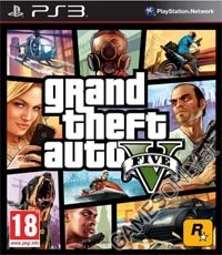 Grand Theft Auto 5 (GTA V) [AT uncut Edition] (PS3)