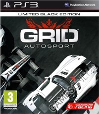 Grid Autosport [Limited Black Edition] (PS3)